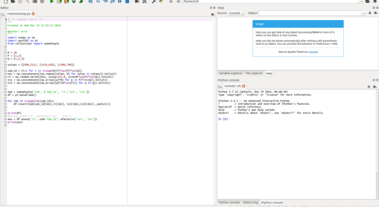 PyCharm vs Spyder: a quick comparison of two Python IDEs – PyBloggers
