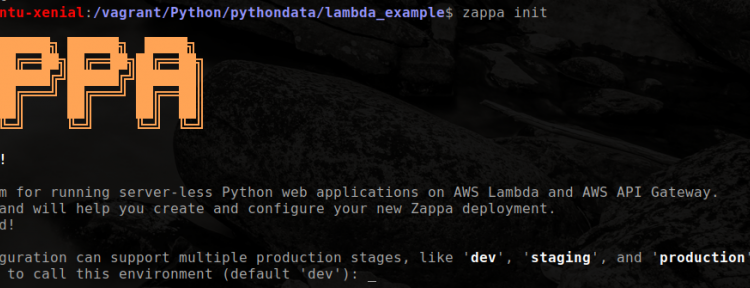 Python and AWS Lambda – A match made in heaven – PyBloggers